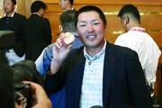2019年 ダンロップ・スリクソン福島オープン 事前 秋吉翔太