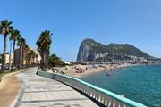 2019年 アンダルシア バルデラママスターズ 事前 ジブラルタルの岩