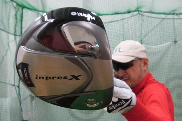 マーク金井が「ヤマハ インプレスX D201ドライバー」を試打検証