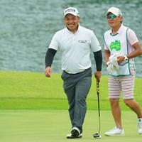 サラリーマンアマチュアゴルファーがプロの試合に初出場で躍進中です。 2019年 ダンロップ・スリクソン福島オープン 初日 横川修平