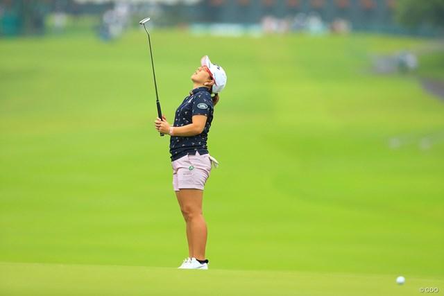 2019年 アース・モンダミンカップ 3日目 宮里美香 今日は悔しい我慢なのゴルフ