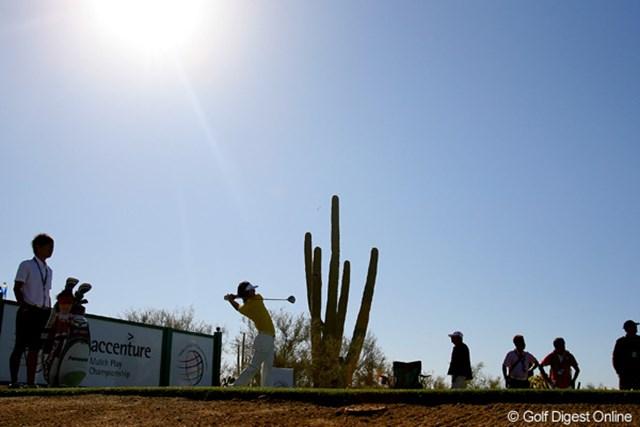 2010年 WGCアクセンチュアマッチプレー選手権 事前 石川遼 石川遼、池田勇太が初体験となる世界トップ64での戦いに挑む!