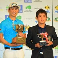 ベストアマ獲得です。 2019年 ダンロップ・スリクソン福島オープン 最終日 米澤蓮