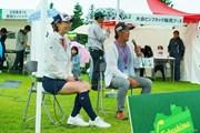 2019年 ダンロップ・スリクソン福島オープン 最終日 古閑美保さん