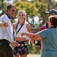 うれしいツアー初勝利を挙げたベゾイデンハウト(Quality Sport Images/Getty Images) 2019年 アンダルシア バルデラママスターズ 最終日 クリスティアン・ベゾイデンハウト