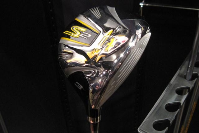 ギアニュース 「VG3ゴルフボール」が登場!タイトリスト、コブラ、フットジョイ新製品発表会 NO.10 オーソドックスな「コブラ S2フェアウェイウッド」