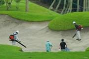 2019年 日本プロゴルフ選手権大会 事前 コース整備