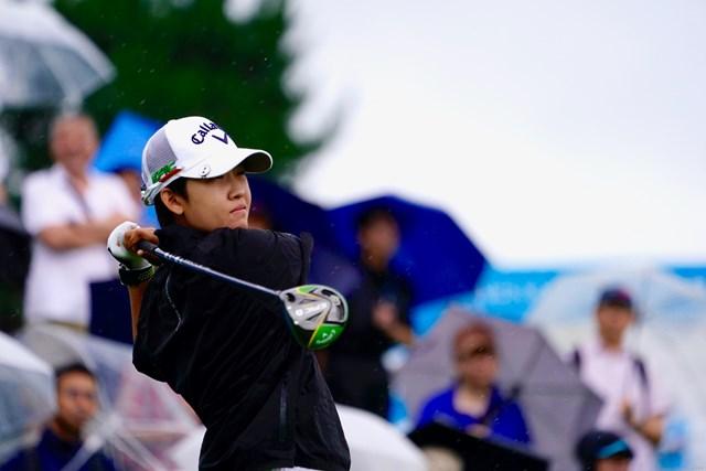 2019年 資生堂アネッサレディスオープン 初日 ペ・ヒギョン ペ・ヒギョンが6アンダーをマークした