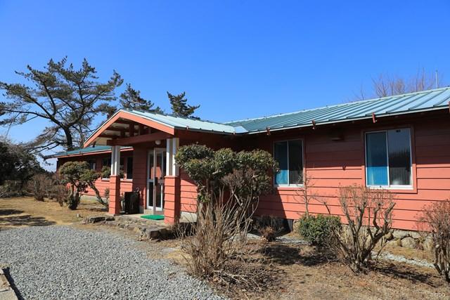 神戸ゴルフ倶楽部にはメンバー向けの宿泊施設がある