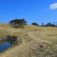 冬の神戸ゴルフ倶楽部 神戸ゴルフ倶楽部