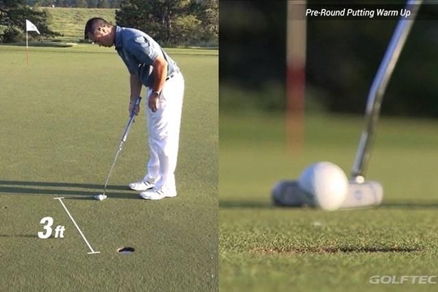 【第8回】朝の練習グリーンでスコアを縮める方法