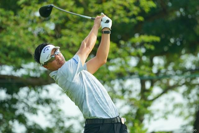 2019年 日本プロゴルフ選手権大会 初日 石川遼 石川遼は6アンダーの首位で発進した