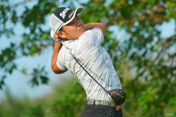 北村晃一が今季初出場のレギュラーツアーで4位発進した 2019年 日本プロゴルフ選手権大会 初日 北村晃一