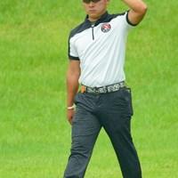 最敬礼、頂きました! 2019年 日本プロゴルフ選手権大会 初日 池村寛世
