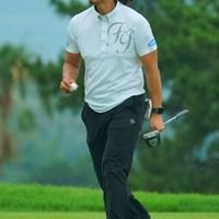 ここ数カ月、ずっと気になる存在です。一度見たらその独特な風貌は忘れません。デビュー当時の虎さんを思い出します。 2019年 日本プロゴルフ選手権大会 初日 新木豊