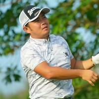 ノーボギーの堅実なゴルフで4位タイスタート! 2019年 日本プロゴルフ選手権大会 初日 北村晃一
