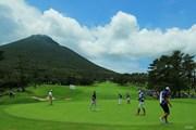 2019年 日本プロゴルフ選手権大会 2日目 1番ホール