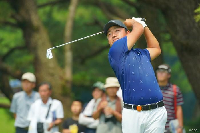 時松隆光が首位で最終ラウンドに進んだ 2019年 日本プロゴルフ選手権大会 3日目 時松隆光