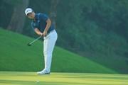 2019年 日本プロゴルフ選手権大会 最終日 ハン・ジュンゴン