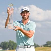 マシュー・ウルフがプロ3戦目で初優勝を遂げた (Ben Jared/PGA TOUR via Getty Images) 2019年 3Mオープン 最終日 マシュー・ウルフ
