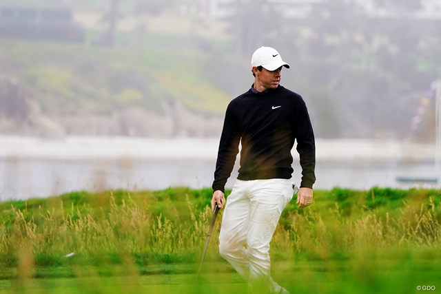 ロリー・マキロイは全英オープン前週に欧州ツアーに出場する ※撮影は2019年全米オープン