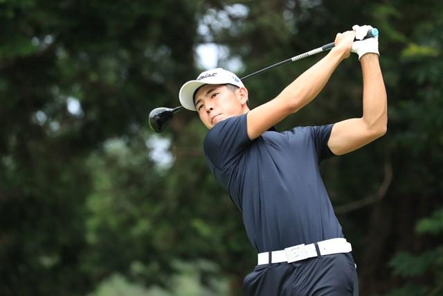 11位スタートから5位に浮上して決勝に進んだ中島啓太 ※写真提供:日本ゴルフ協会