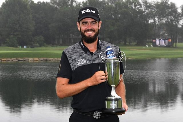 ディフェンディングチャンピオンはトロイ・メリット(Stacy Revere/Getty Images)