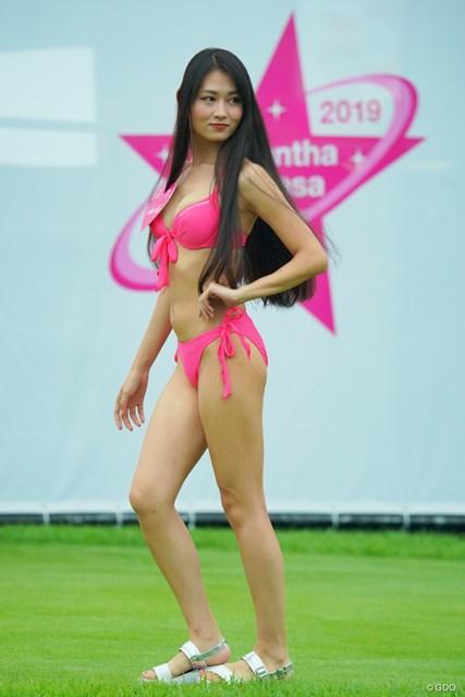 2019年 サマンサタバサ ガールズコレクション・レディーストーナメント 2日目 モデルオーディション 水着姿もいいですな。