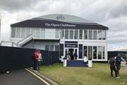 2019年 全英オープン 3日目 The-Open-Clubhouse