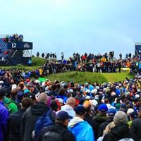 Hole 14  par4  ティショット 2019年 全英オープン 最終日 Sh.ローリー