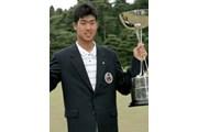 2004年 伊藤涼太は惜しくも最年少優勝ならず 勝ったのは韓国の李東桓