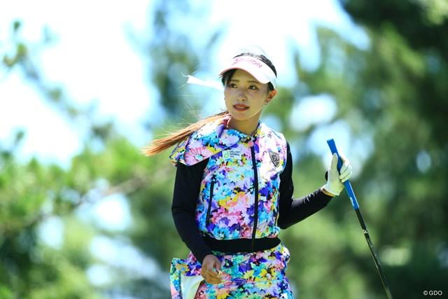 2019年 センチュリー21レディスゴルフトーナメント 初日 臼井麗香 栃木っ子は暑さにも強い