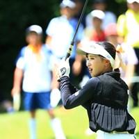 バーディパット入るか 2019年 センチュリー21レディスゴルフトーナメント 2日目 臼井麗香