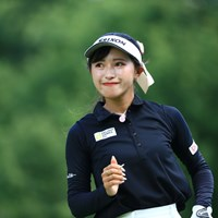 満足顔してる 2019年 センチュリー21レディスゴルフトーナメント 2日目 臼井麗香
