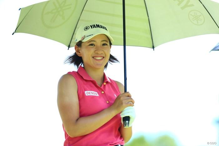 だんだん大人の女性になってくね 2019年 センチュリー21レディスゴルフトーナメント 2日目 永井花奈