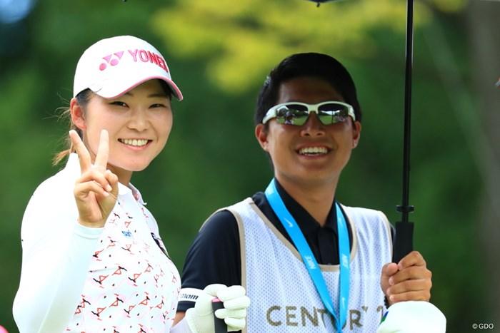 グッドモーニング! 2019年 センチュリー21レディスゴルフトーナメント 2日目 石井理緒