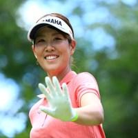 3位タイに浮上 2019年 センチュリー21レディスゴルフトーナメント 2日目 福田真未