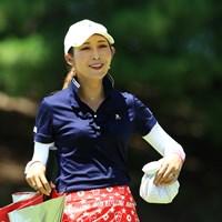 ツアー2勝目を狙う金田久美子 2019年 センチュリー21レディスゴルフトーナメント 2日目 金田久美子