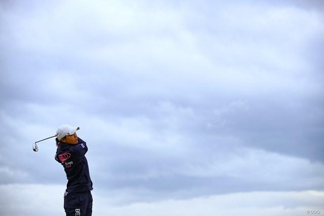 2019年 エビアン選手権 最終日 横峯さくら 最終日に好感触を残した横峯さくら