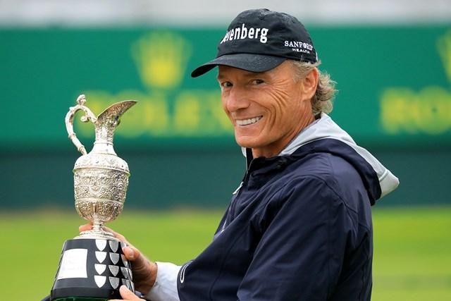 ベルンハルト・ランガーが「全英シニア」を制し、40勝目(Phil Inglis/Getty Images)
