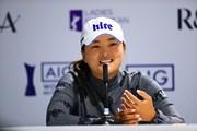 2019年 AIG全英女子オープン 事前 コ・ジンヨン
