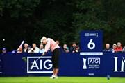 2019年 AIG全英女子オープン 初日 レキシー・トンプソン