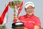 2010年 HSBC女子チャンピオンズ事前 申智愛