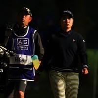 惜しくも2週連続予選落ち 2019年 AIG全英女子オープン 2日目 比嘉真美子