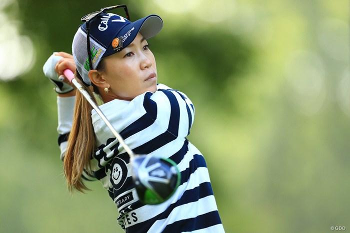後半の追い上げはさすがです!! 2019年 AIG全英女子オープン 2日目 上田桃子