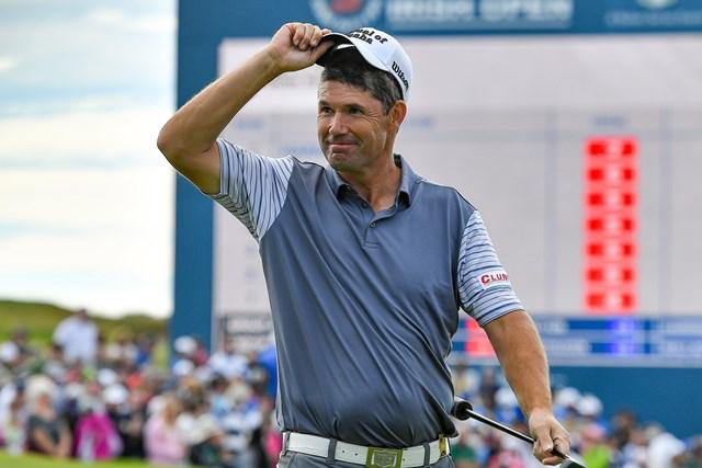 メジャー3勝のパドレイグ・ハリントンも名を連ねる(Brendan Moran/Sportsfile via Getty Images)