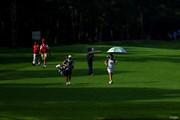 2019年 NEC軽井沢72ゴルフトーナメント 初日 河本結