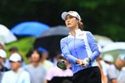 2019年 NEC軽井沢72ゴルフトーナメント 初日 キム・ハヌル