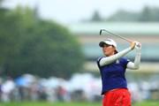 2019年 NEC軽井沢72ゴルフトーナメント 初日 新垣比菜