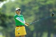 2019年 NEC軽井沢72ゴルフトーナメント 2日目 勝みなみ